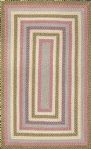 NuLoom Braided Annemarie Ombre Border Area Rug Collection