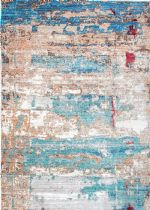 NuLoom Contemporary Abstract Delisa Area Rug Collection