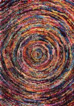 NuLoom Shag Ardelle Swirlgy Area Rug Collection