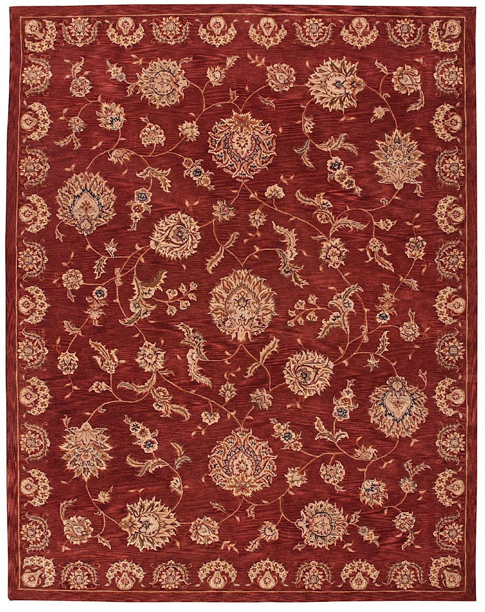 nourison nourison 2000 country & floral area rug collection