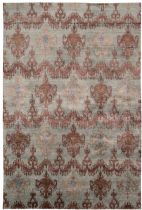 Nourison Traditional Silk Shadows Area Rug Collection