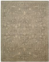 Nourison Country & Floral Silken Allure Area Rug Collection