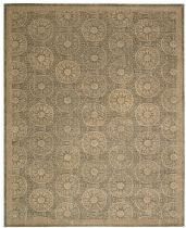 Nourison Transitional Silken Allure Area Rug Collection