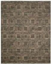 Nourison Contemporary Silken Allure Area Rug Collection