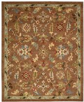 Nourison Shag Tahoe Area Rug Collection