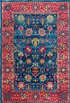 NuLoom Country & Floral Classic Tinted Area Rug Collection