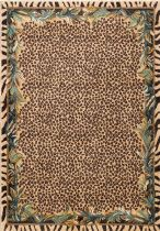 NuLoom Contemporary Contemporary Leopard Skin Darcey Area Rug Collection