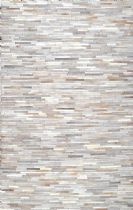 NuLoom Contemporary Clarity Patchwork Cowhide Area Rug Collection