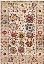 NuLoom Country & Floral Vintage Arleen Fringe Area Rug Collection