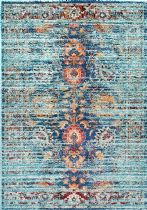NuLoom Country & Floral Vintage Sheilah Area Rug Collection
