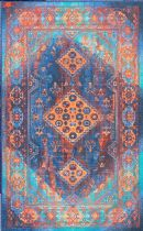 NuLoom Traditional Vintage Inell Area Rug Collection