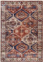 NuLoom Traditional Vintage Sharonda Overdyed Area Rug Collection