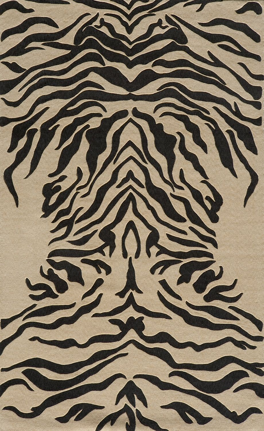 momeni deco animal inspirations area rug collection