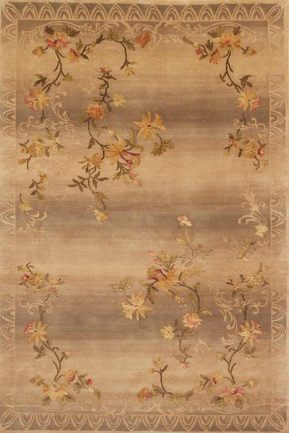momeni java country & floral area rug collection
