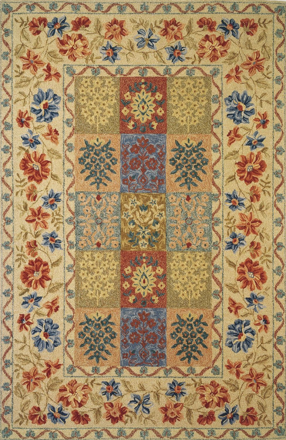 momeni old world country & floral area rug collection