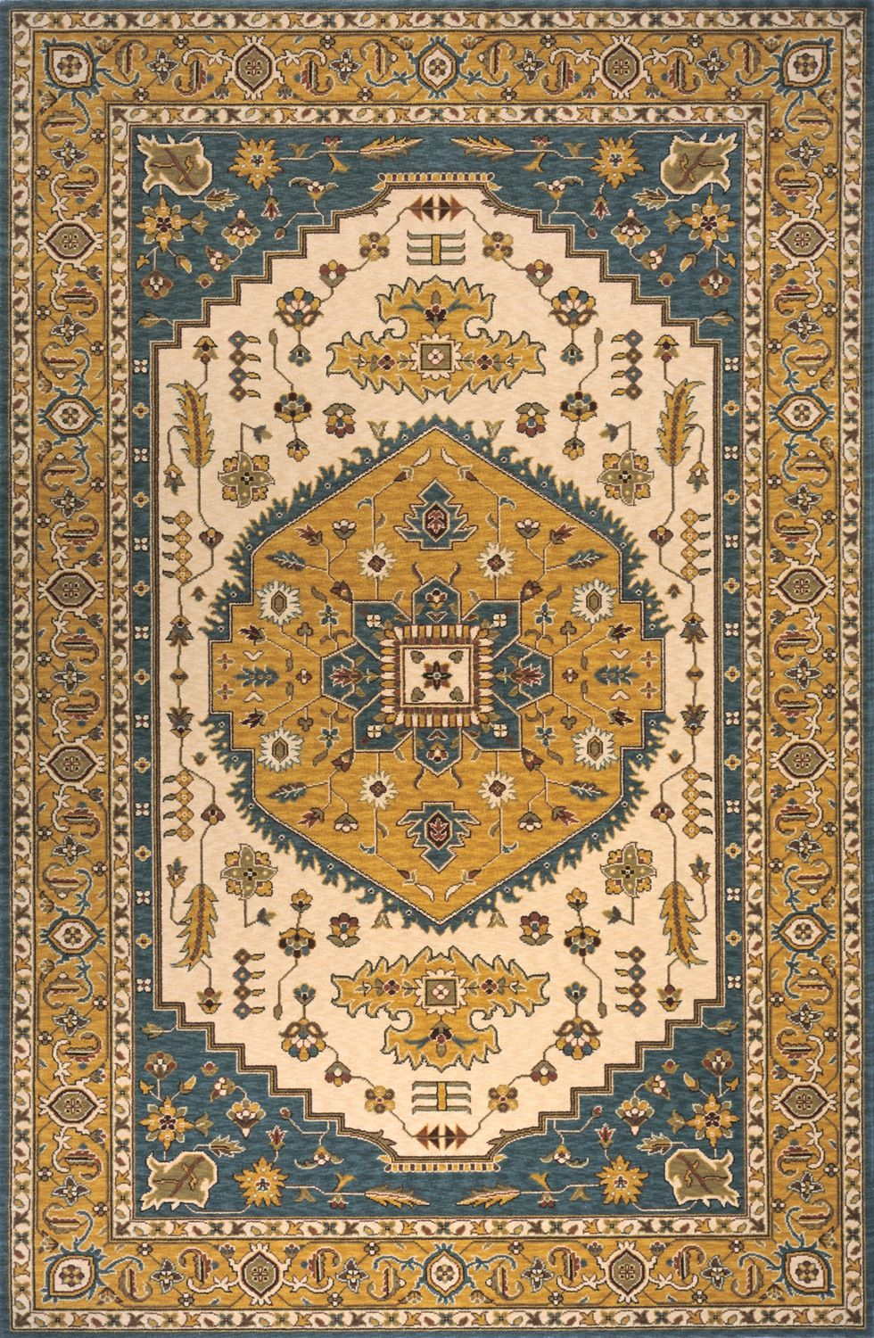 momeni persian garden european area rug collection