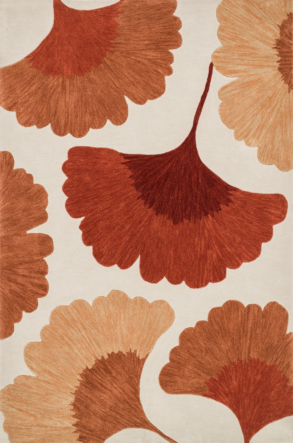 loloi flora contemporary area rug collection