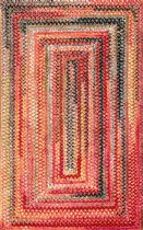 NuLoom Contemporary Hargis Labyrinth Area Rug Collection