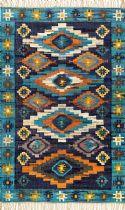 NuLoom Southwestern/Lodge Jaye Tassel Area Rug Collection