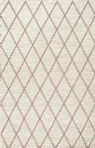 NuLoom Shag Diamond Trellis Belia Area Rug Collection