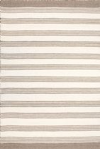 NuLoom Solid/Striped Rivka Stripes Area Rug Collection