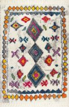 NuLoom Shag Lynda Moroccangy Area Rug Collection