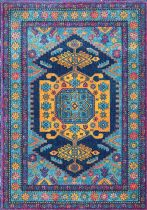 NuLoom Country & Floral Persian Delena Area Rug Collection