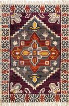 NuLoom Traditional Rizzo Tassel Area Rug Collection