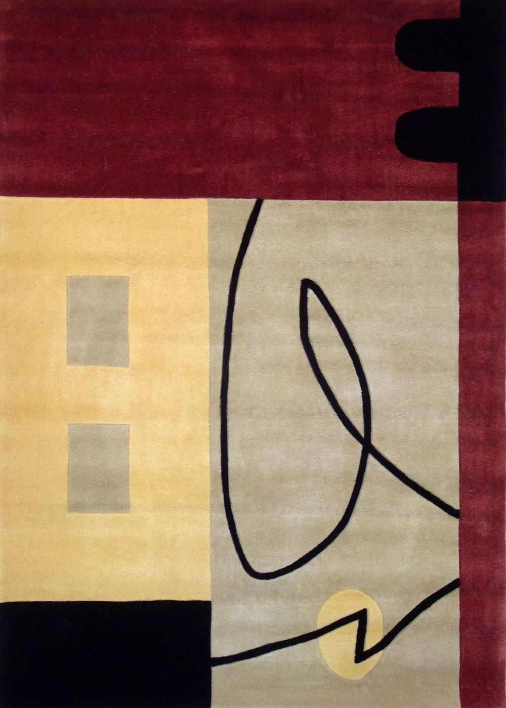 foreign accents festival contemporary area rug collection