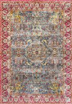 NuLoom Traditional Vintage Erica Area Rug Collection