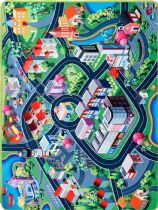NuLoom Kids City Playtime Area Rug Collection