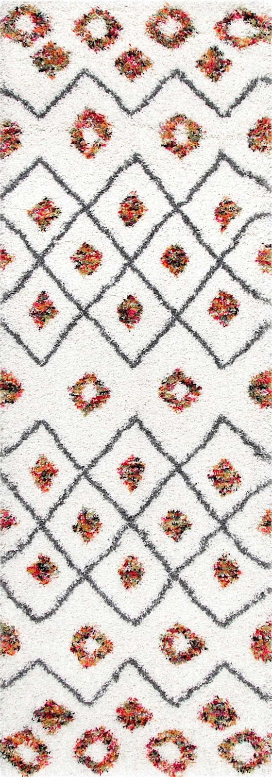 nuloom cicely shag area rug collection