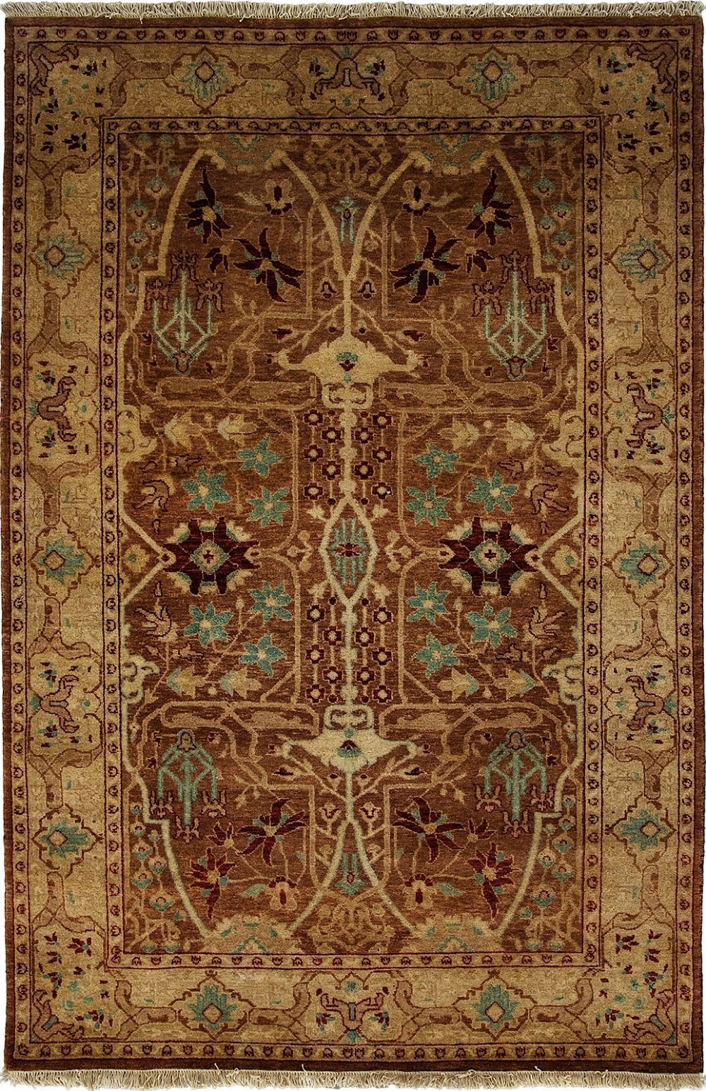 darya ottoman traditional area rug collection