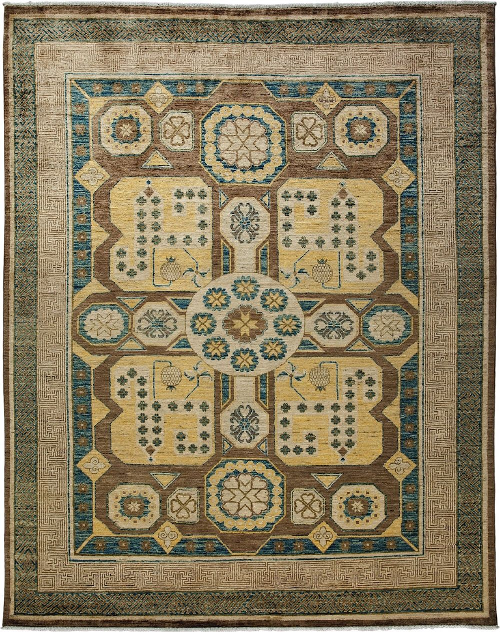 darya khotan traditional area rug collection