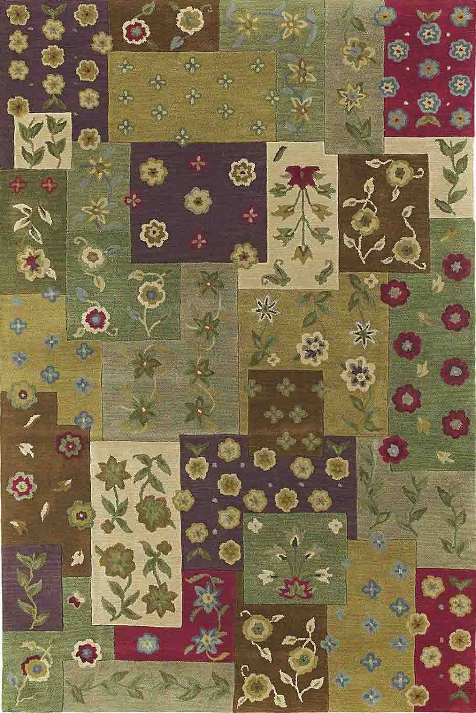 kaleen khazana contemporary area rug collection
