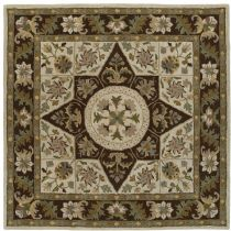 Kaleen Traditional Tara Sq Area Rug Collection