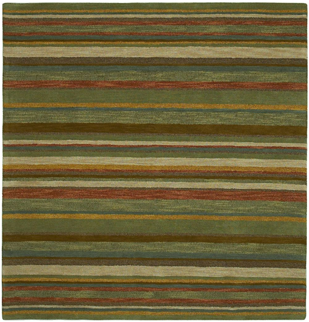 kaleen tara sq solid/striped area rug collection
