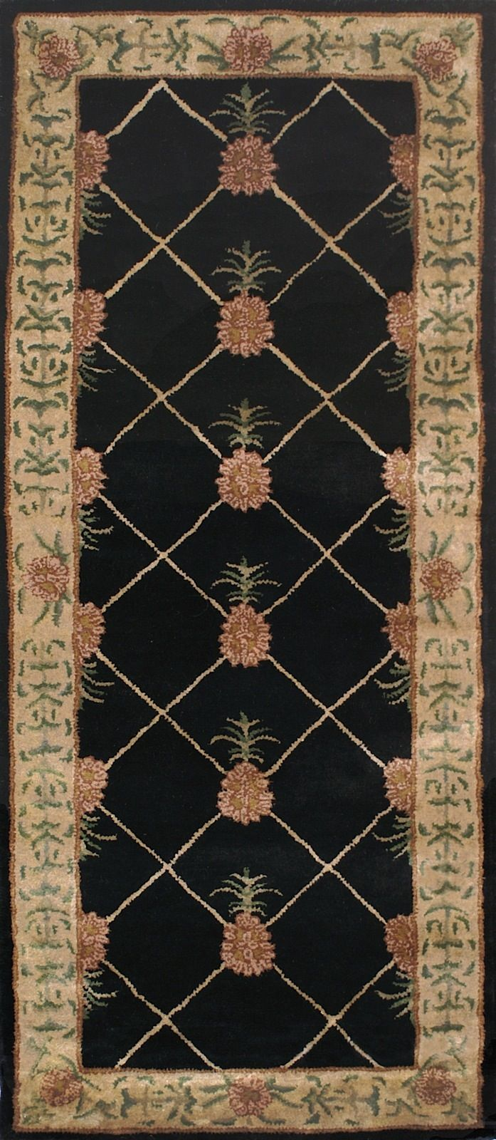 american home tropical island transitional area rug collection