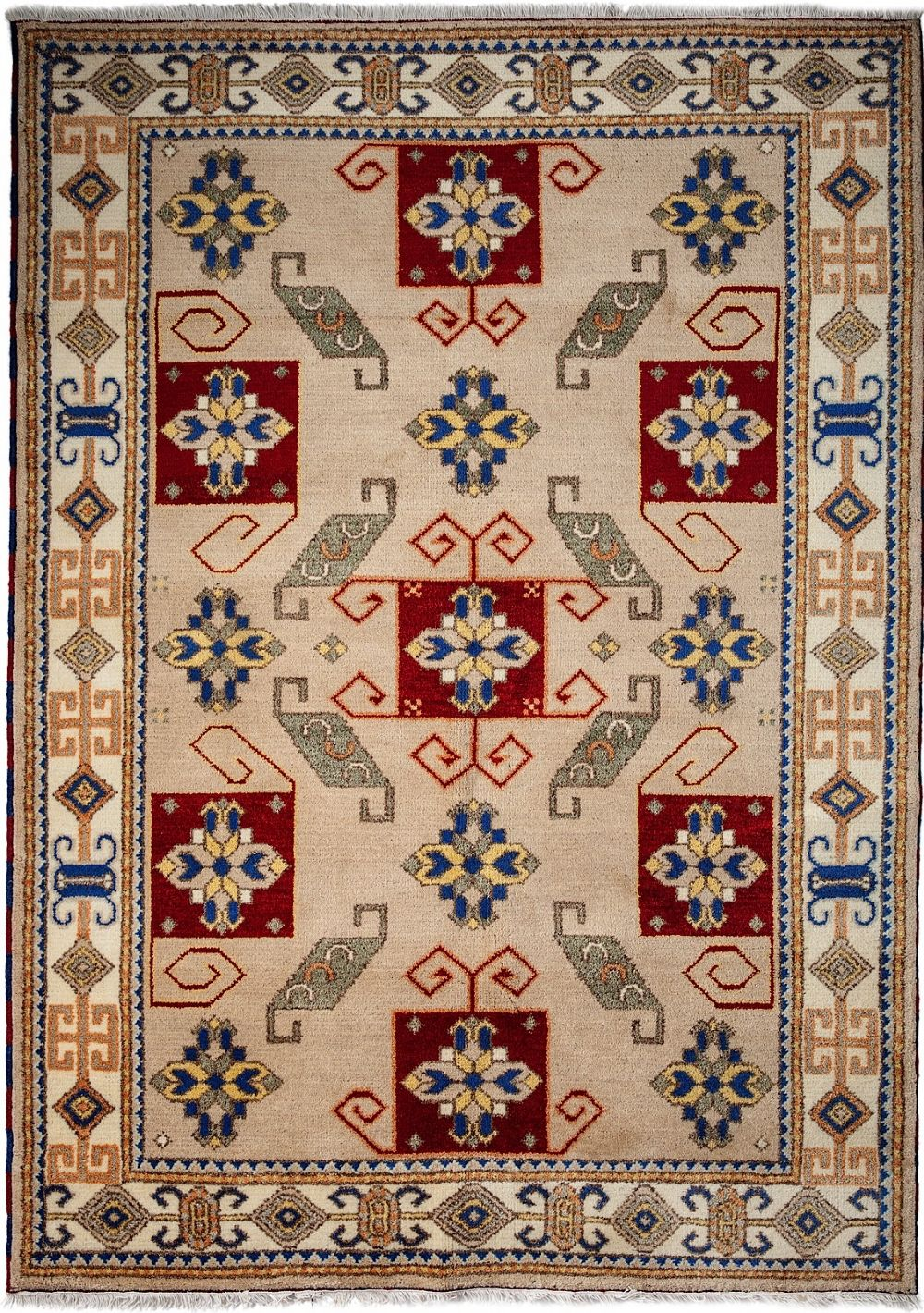 darya kazak traditional area rug collection