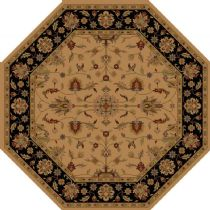 PlushMarket Traditional Cling Area Rug Collection