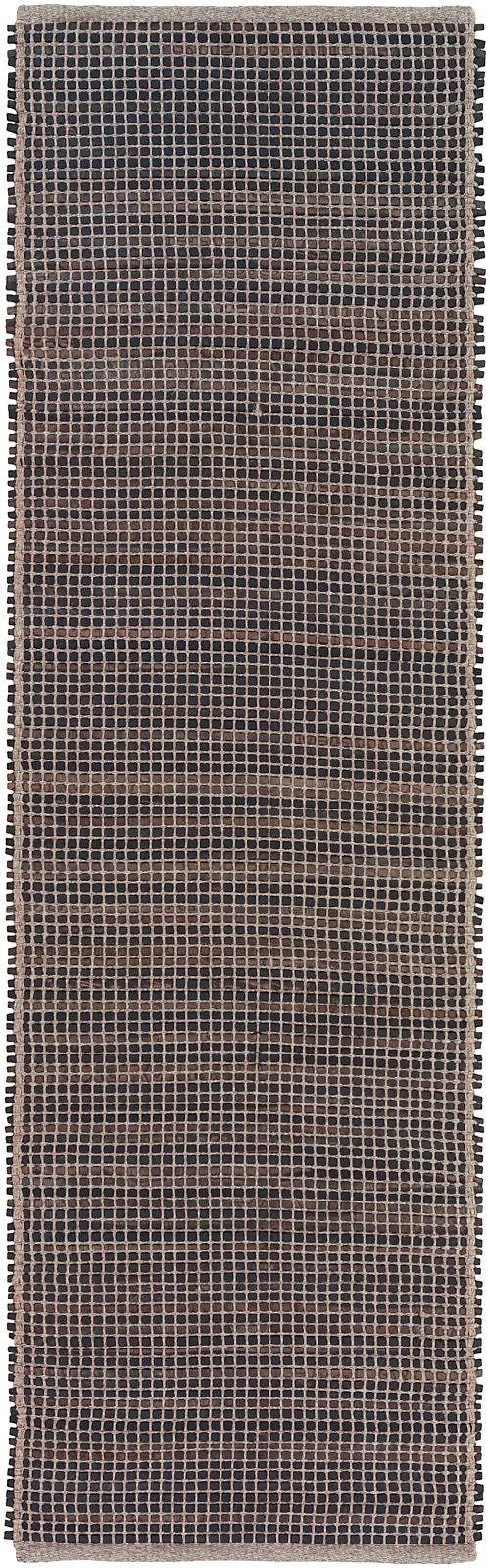 surya truck solid/striped area rug collection