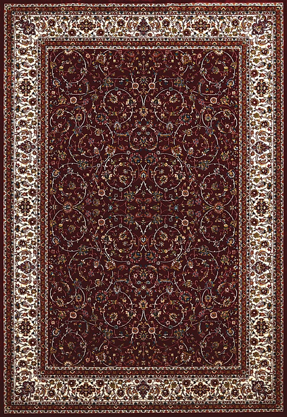 united weavers antiquities country & floral area rug collection