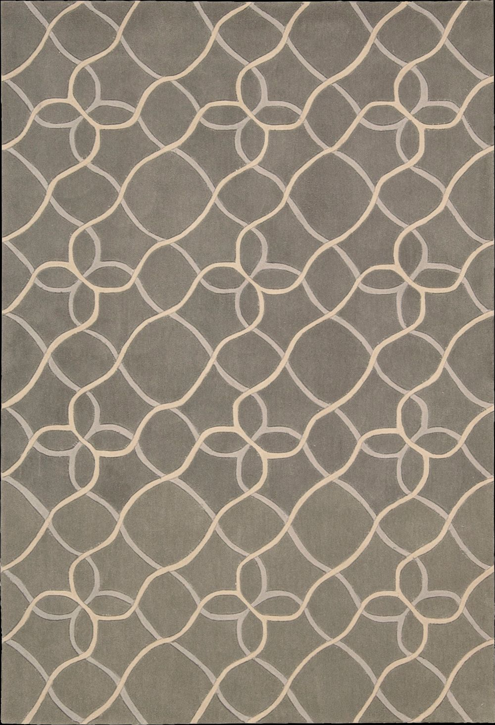 nourison contour contemporary area rug collection