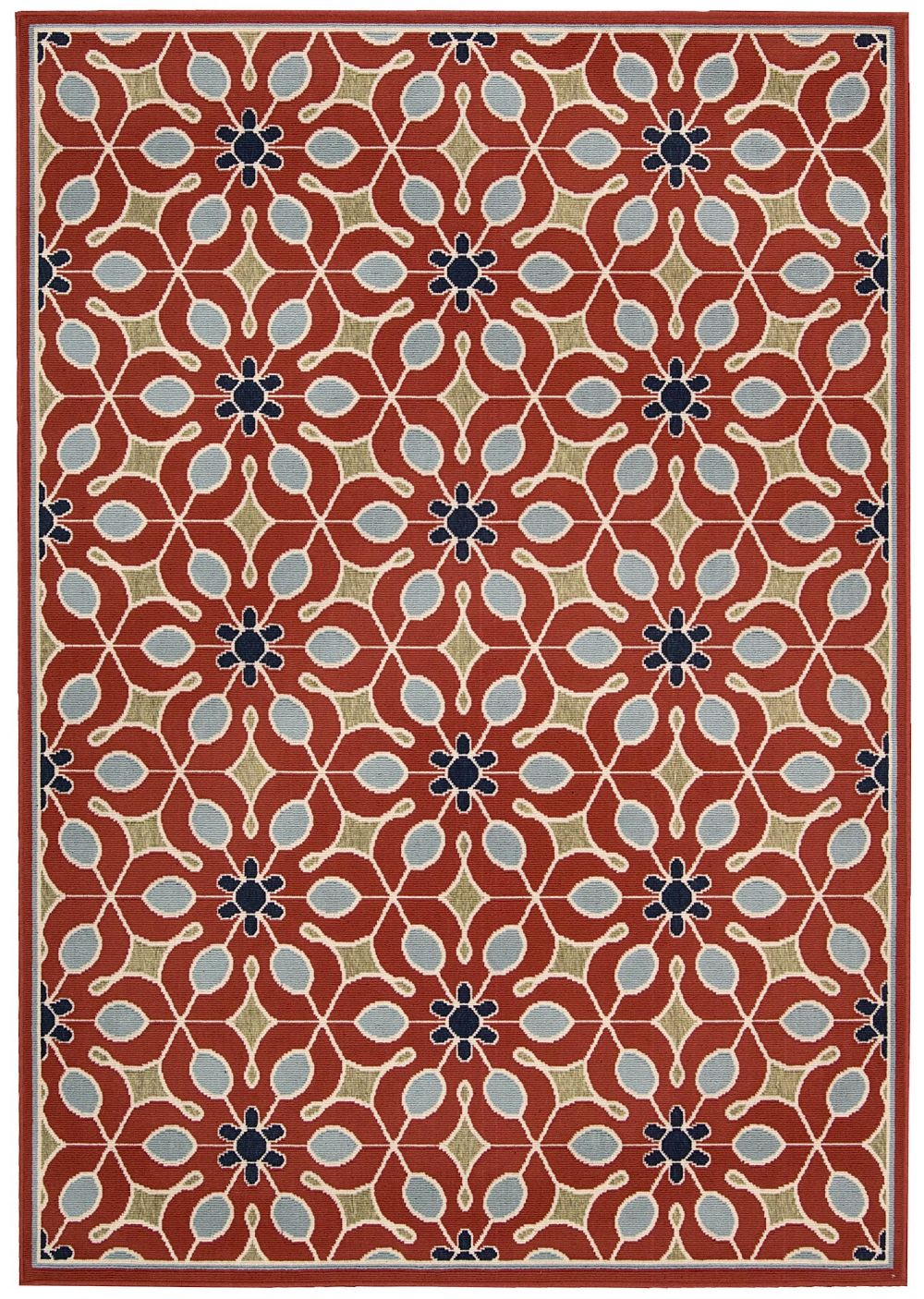 nourison carribean transitional area rug collection