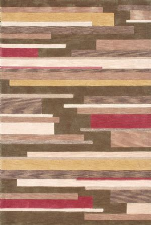 Loloi Contemporary Abacus Area Rug Collection