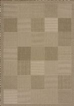 United Weavers Contemporary Solarium Collection Patio Block Area Rug Collection