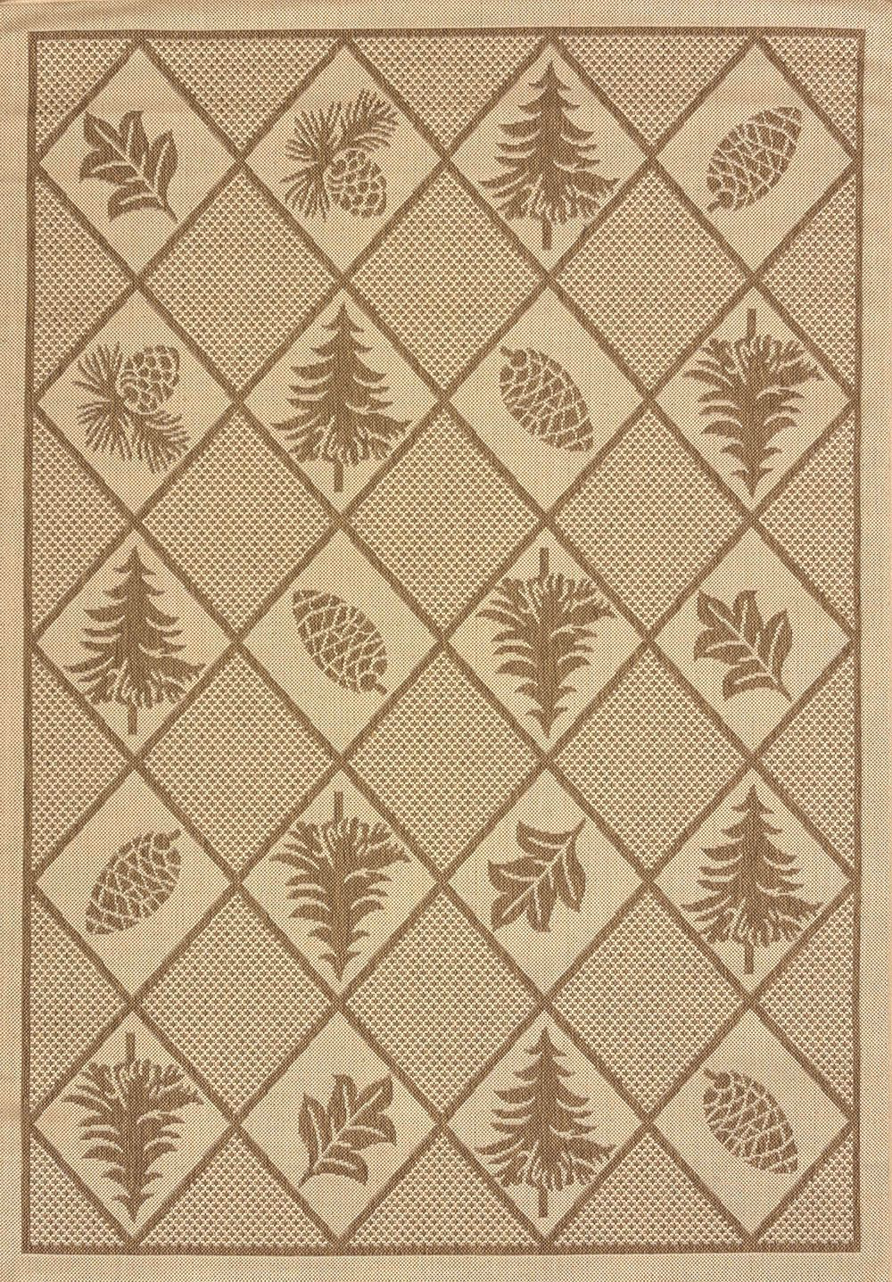 united weavers solarium  woven country & floral area rug collection