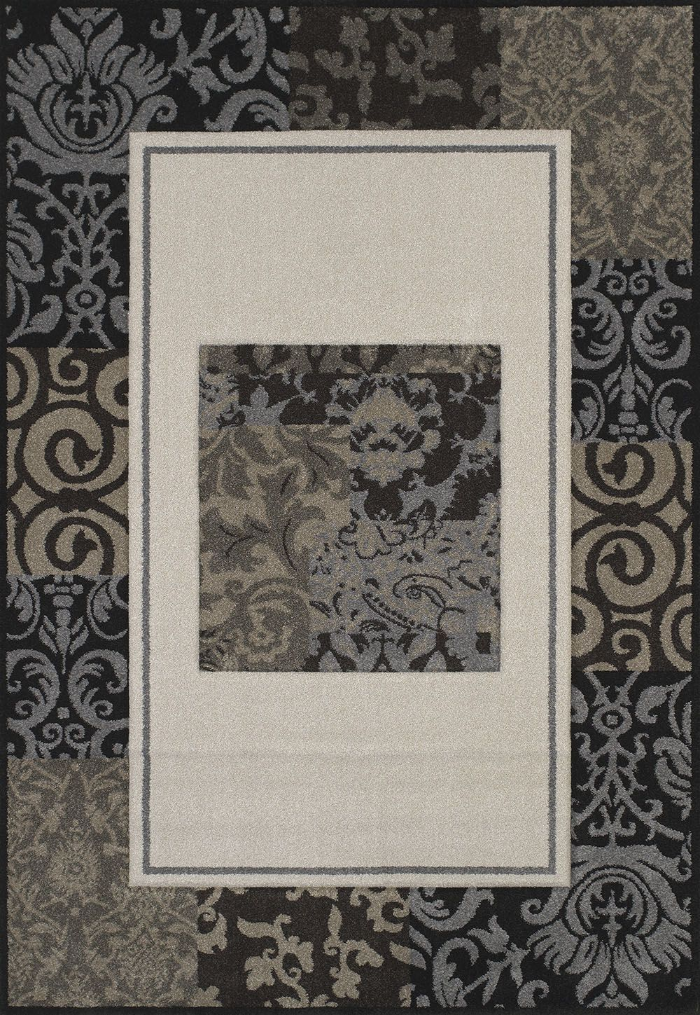 united weavers townshend  mirror country & floral area rug collection