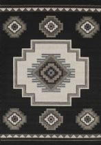 Rectangle rug, Machine Made rug, Southwestern/Lodge, Townshend Collection Mountain, United Weavers rug