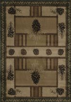 United Weavers Contemporary Contours-Jq  Barrens Area Rug Collection